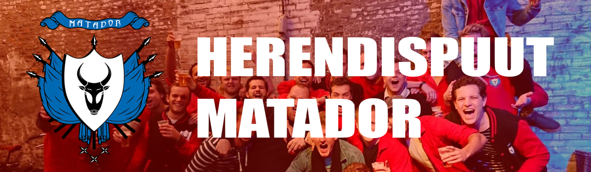 HERENDISPUUT MATADOR